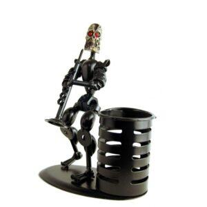 Lapicero de metal clarinete grande heavy